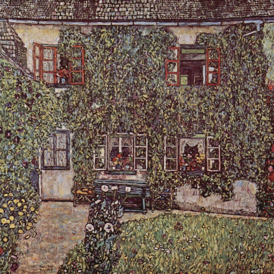 11_The House of Guardaboschi by Gustav_Klimt_011