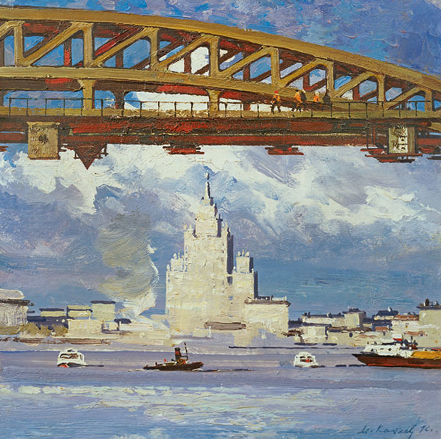 2_Kotelnichesky Bridge by Kaneev-Mikhail-Alexandrovich