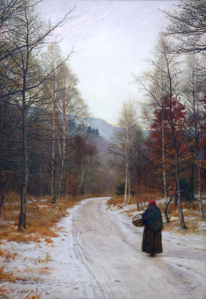 5_Glen Birnam by John Everett Millais