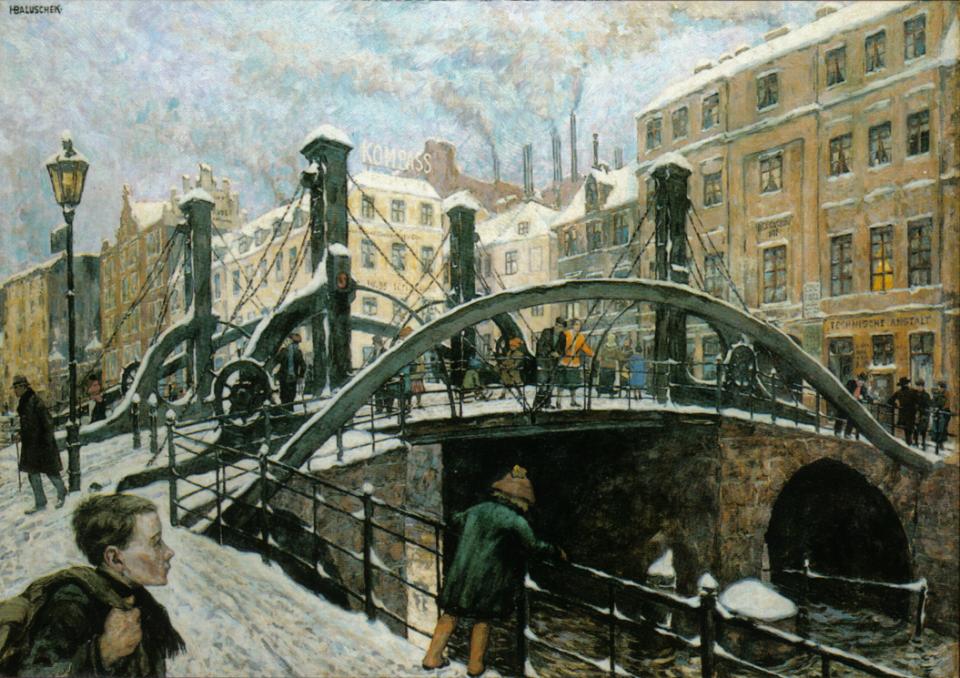 7_Junfern Bridge by_Baluschek