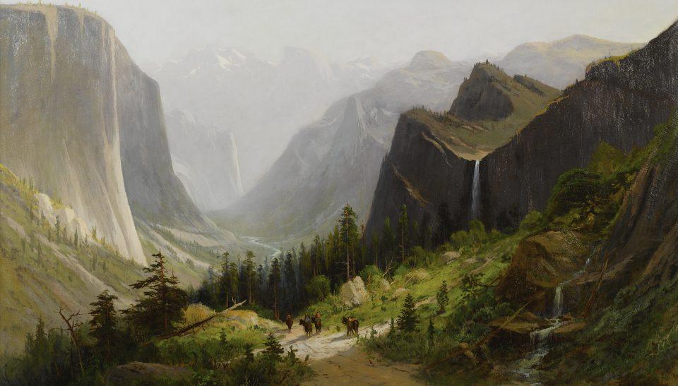 7_Yosemite_Valley,_California by Frederick_Ferdinand_Schafer