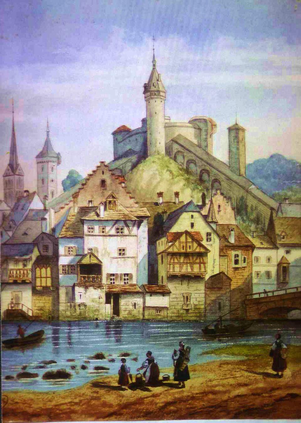 8_Watercolour by August_Menken